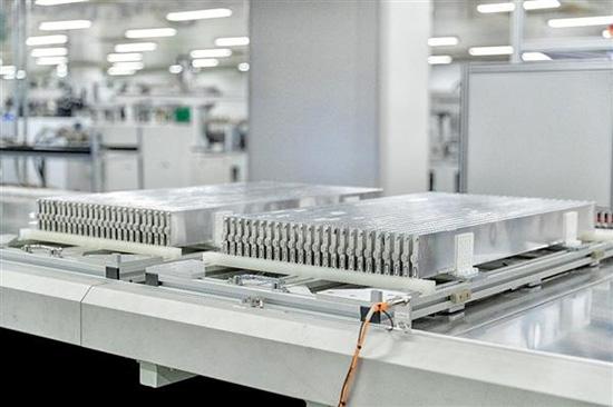 比亚迪启动二期动力电池生产基地